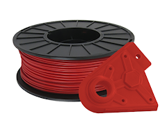 Red PRO Series PLA Filament - 2.85mm (1kg)