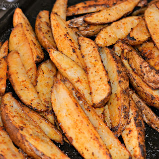 Seasoned Potato Wedges Seasoning Recipes.