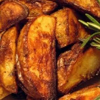 Roasted Rosemary and Garlic Potatoes.