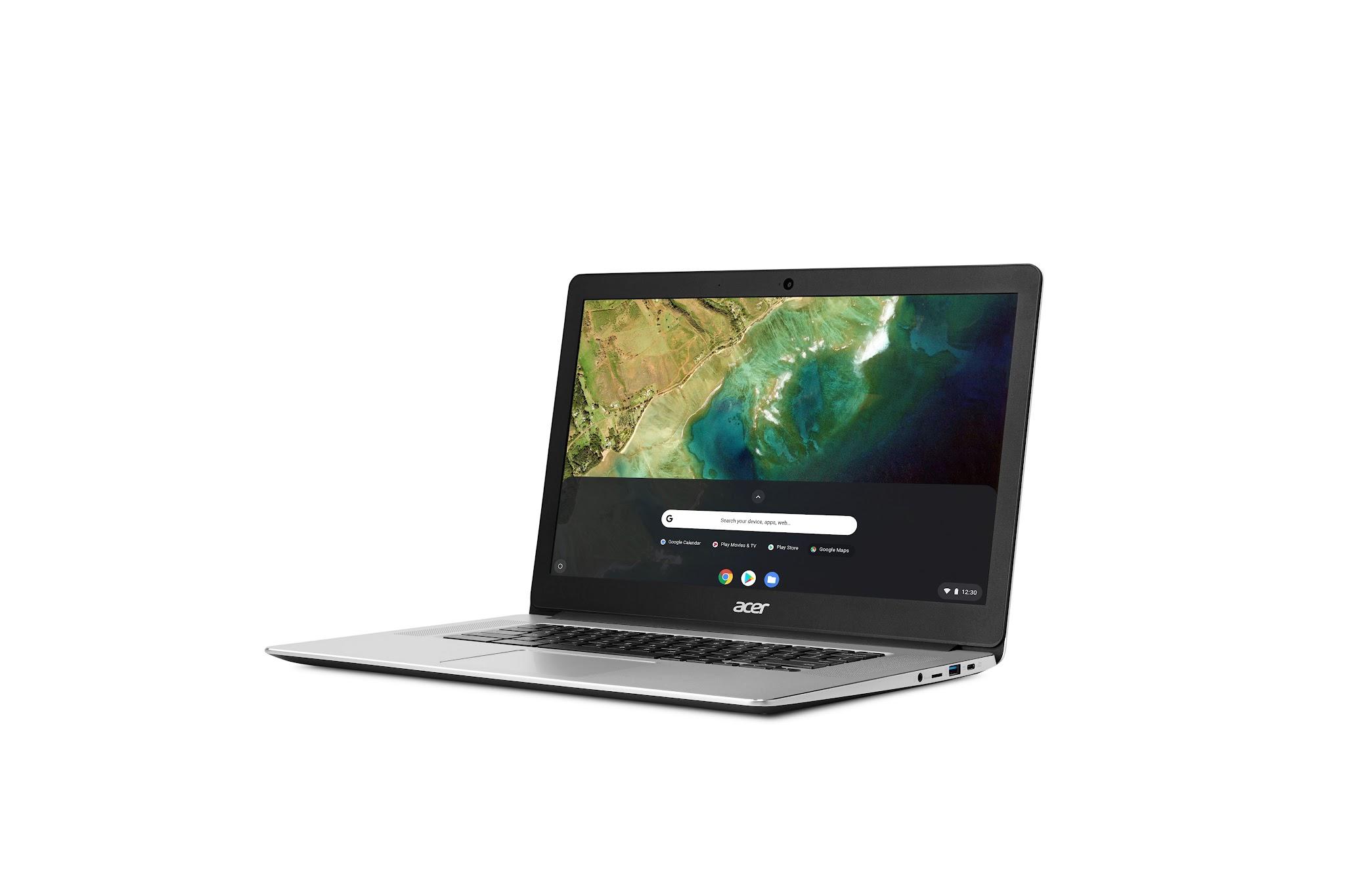 Acer Chromebook 15 (CB515-1HT) - photo 3