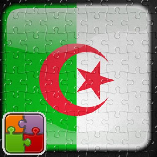 Jeux Algerien Icon