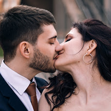 Wedding photographer Alina Tkachenko (aline27). Photo of 19.04.2018