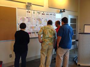 Photo: Rain Garden Rebate Program Technical Support Session May 2014