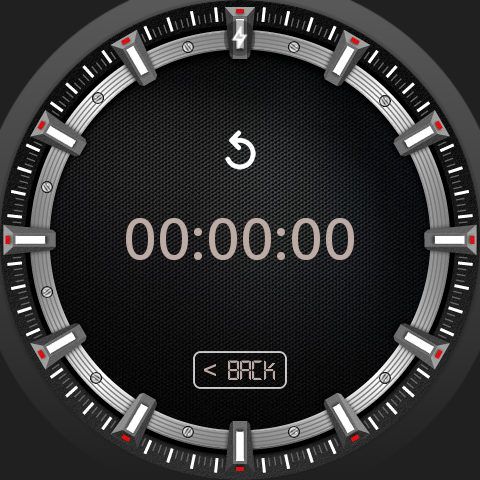Chromatic Watch Face- screenshot