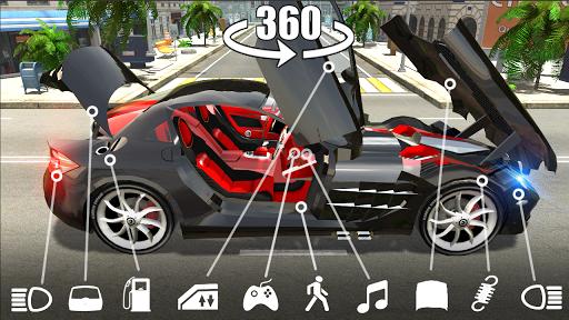 Car Simulator McL screenshots 2