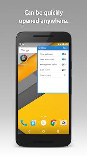 Clipboard Pro (License) Aplicaciones para Android screenshot