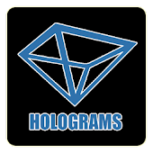 Holograms 4 Sided Trial
