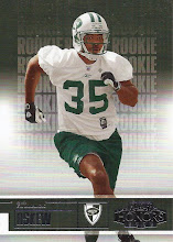 Photo: B.J. Askew 2003 Playoff Honors RC (#428/550)
