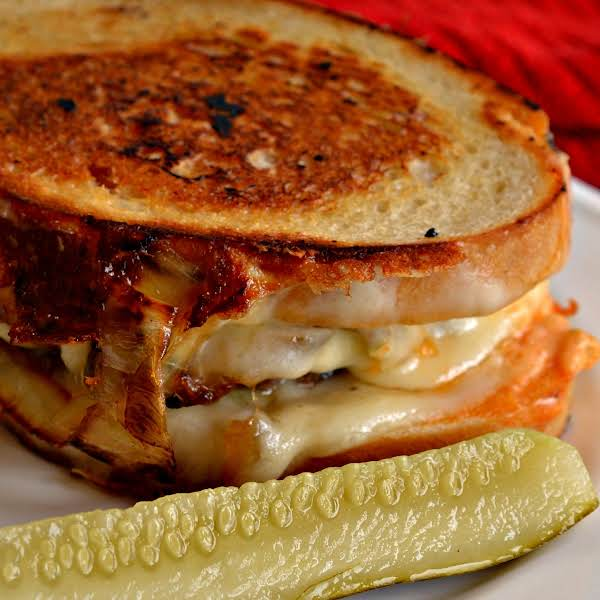 This Mouthwatering Good Classic Patty Melt Is Even Better Than The Old Diners And Dives That Your Parents Took You To.