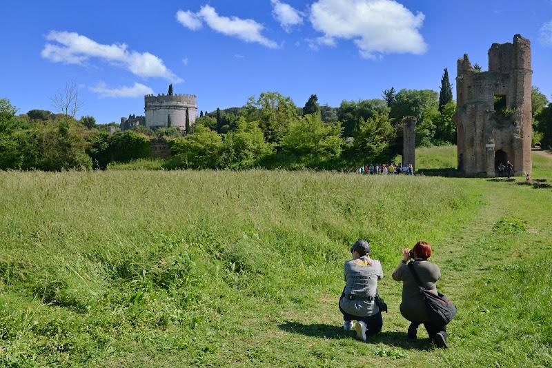 sfida sull'Appia Antica  di GVatterioni