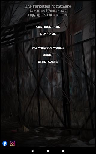 The Forgotten Nightmare Adventure Game moddedcrack screenshots 8
