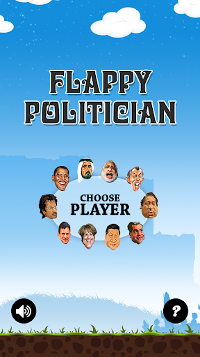 Flappy politician