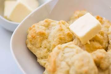Keto Chow Drop Biscuits – Keto Chow