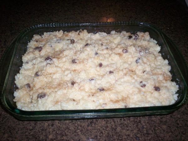 Creamy Raisin Rice Pudding Recipe