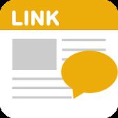 LINK -トーク・日報アプリ