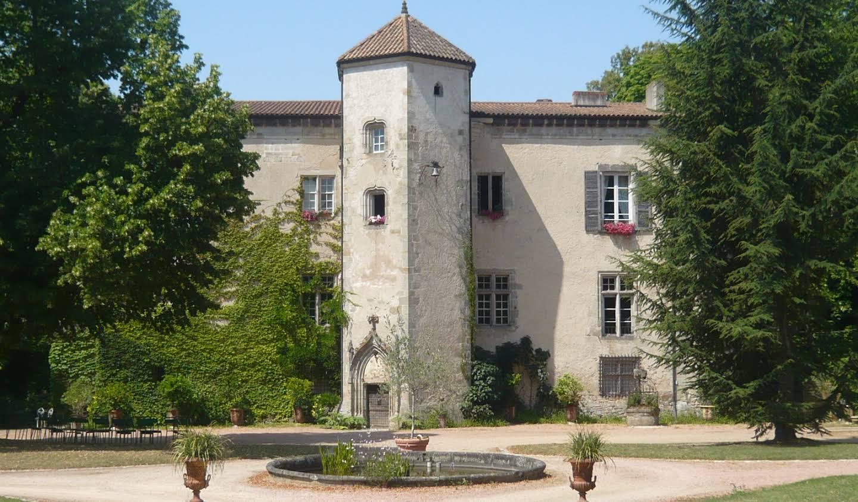 Château classé monument historique Thiers