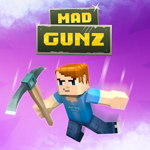 Mad GunZ - Battle Royale, online, shooting games 1.9.1 APK MOD