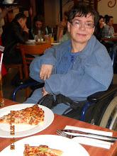 """Photo: 01. 05. 2013 roku -  i dobra pizza  w """" Pizzy Hut """""""