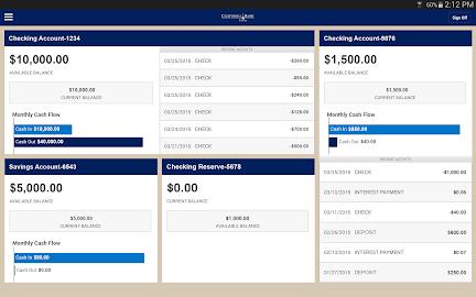 CBT Mobile Banking Screenshot 6