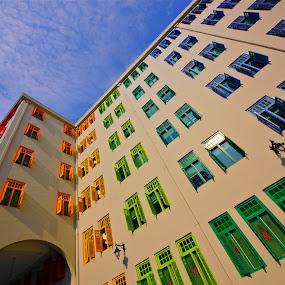 MITA  by Sim Kim Seong - Buildings & Architecture Architectural Detail