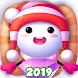 Ice Crush 2019  - 新しいパズルマッチングアドベンチャー - Androidアプリ