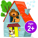 Preschool & Kindergarten Learning Kids Games - Logo