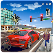 City Driving School Simulator: 3D Car Parking 2019