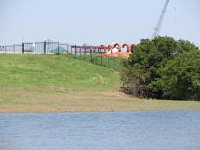 Photo: The pumps that keep the Valley Ranch canals from flooding.