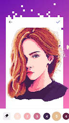 UNICORN - Color By Number & Pixel Art Coloring APK screenshot thumbnail 6