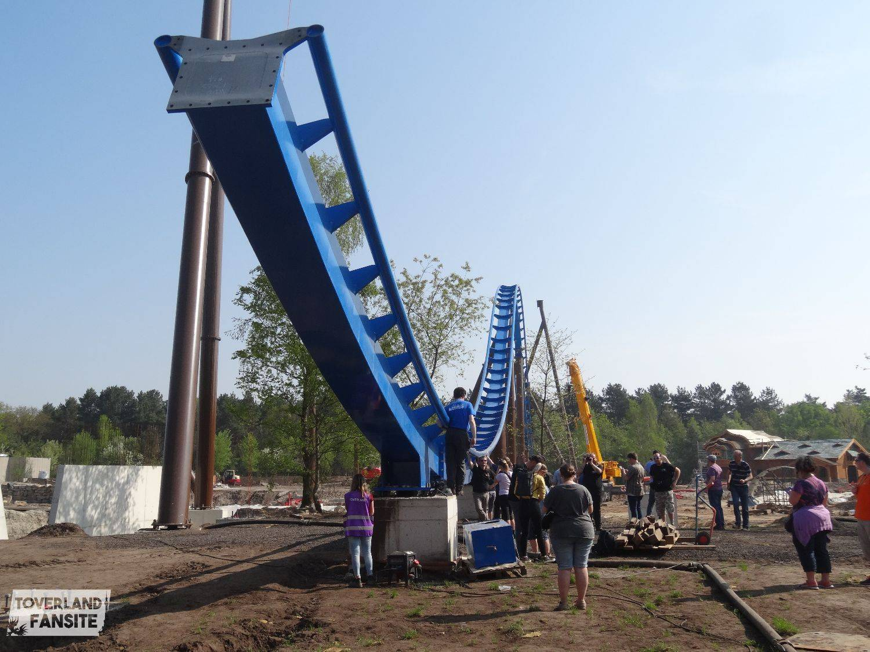 Bouwupdate 22 april 2018