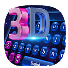 3Dレーザー技術キーボード icon