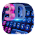 3D Laser tech keyboard file APK for Gaming PC/PS3/PS4 Smart TV