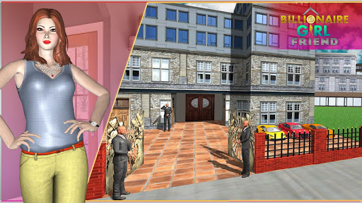 Virtual Girlfriend Billionaire Love Story 1.0.6 screenshots 2