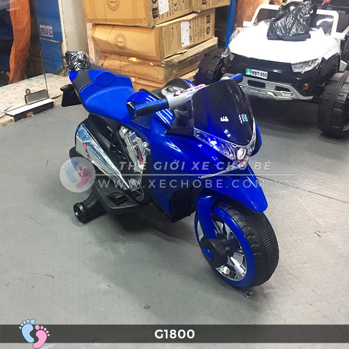 Xe mô tô điện trẻ em g1800 14