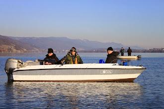 Photo: Felchenfischen