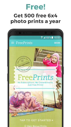 FreePrints - Free Photos Delivered for PC