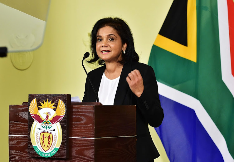 SA's new National Director of Public Prosecutions Shamila Batohi. Picture: GCIS