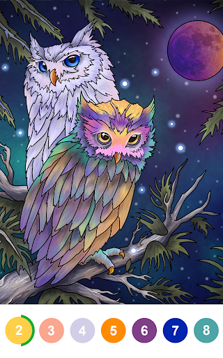 Paint By Number - Free Coloring Book & Puzzle Game screenshots 13