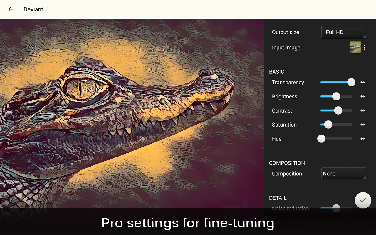 Painnt - Pro Art Filters- screenshot