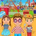 Town Amusement Park Life: Fun Pretend Games icon