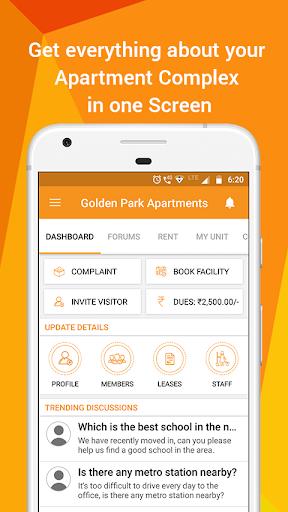 Apartment App - ApnaComplex 3.0.156 screenshots 1