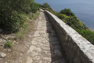 Photo: Tante pietre antiche, prima coperte, sono venute alla luce