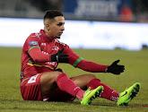 """Yassine El Ghanassy n'a pas compris son remplacement: """"Je me sentais dans le match"""""""