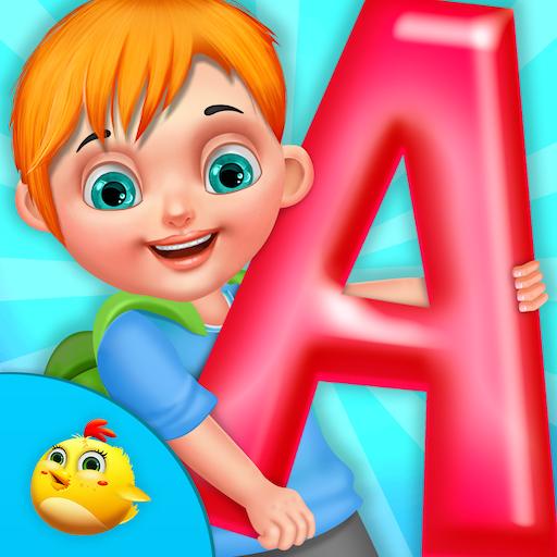 儿童ABC拼音及拼图 教育 App LOGO-硬是要APP