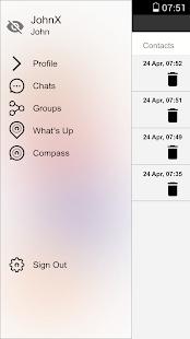 chapp-app - náhled