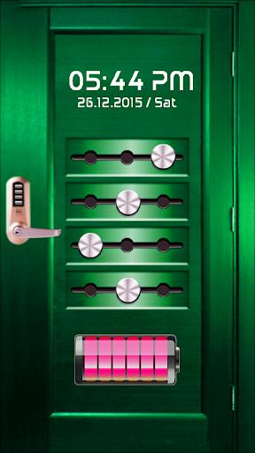 Door Lock Advance Screen Lock