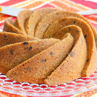 Chocolate Chip Bundt Cake.