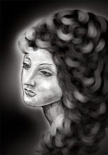 Photo: You Can Draw in 30 Days by Mark Kistler - Lesson 28. Yes! I actually drew this! It's pretty easy with Photoshop. You've just have to be humorously patient and extremely skilled with the undo button. P.S. You don't have to look at her hair.