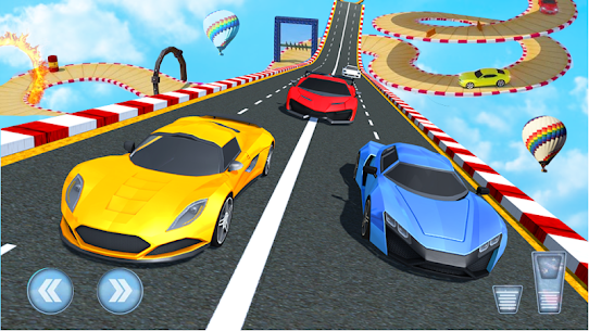 Ramp Car Stunts: Impossible GT Car Racing 1.0.2 Mod + Data Download 3