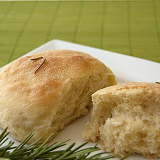 Rosemary Garlic and Butter Bread